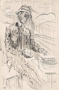 Chudobná ve?era | Arnold Peter Weisz-Kubín?an | Oil Painting