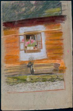 Návrat | Arnold Peter Weisz-Kubín?an | Oil Painting
