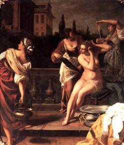 Bathsheba | Artemisia Gentileschi | Oil Painting