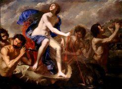 The Triumph of Galatea   Artemisia Gentileschi   Oil Painting