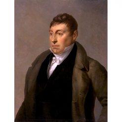 Marquis De Lafayette | Ary Scheffer | Oil Painting