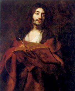 Self-portrait as John the Evangelist | Barent Fabritius | Oil Painting