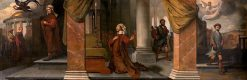 The Pharisee and the Publican | Barent Fabritius | Oil Painting