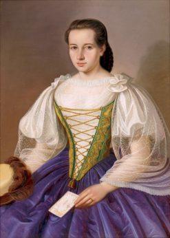 Anny Šefránkovej | Peter Michal Bohú? | Oil Painting