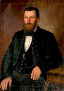 Portrait of Klein | Peter Michal Bohú? | Oil Painting
