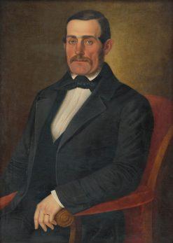 Samuela Ballu | Peter Michal Bohú? | Oil Painting