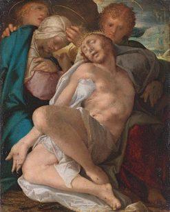 Lamentation of Christ | Bartholomaeus Spranger | Oil Painting
