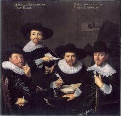 Regents of the Walloon Orphanage | Bartholomeus van der Helst | Oil Painting
