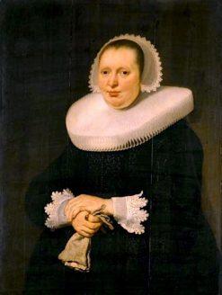 Portrait of Catharina Jansdr. Tengnagel