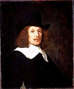 Portrait of a Man | Bartholomeus van der Helst | Oil Painting