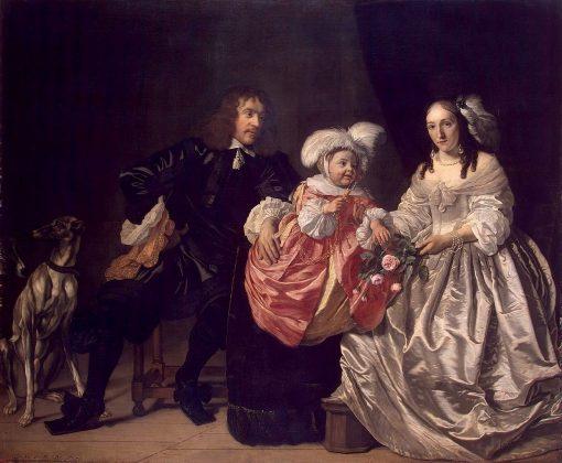 Family Portrait | Bartholomeus van der Helst | Oil Painting