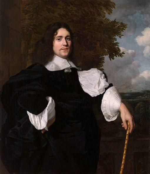 Jacobus Trip Armaments dealer of Amsterdam and Dordrecht | Bartholomeus van der Helst | Oil Painting