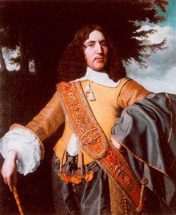 Portrait of Louis De Geer the Younger