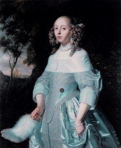 Portrait of Jeanne Parmentier