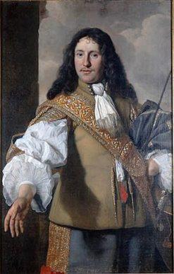 Portrait of Emanuel De Geer