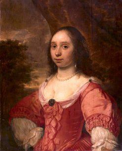 Portrait of a Woman | Bartholomeus van der Helst | Oil Painting