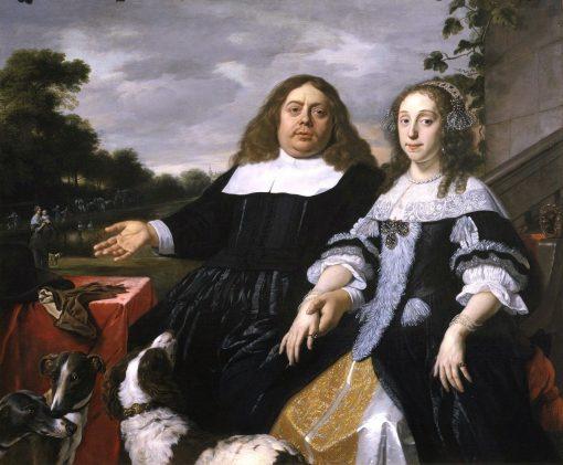 Jan J. Hinlopen in 1665