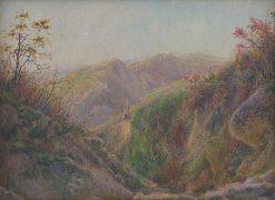 Jese? v horách | Dezider Czölder | Oil Painting