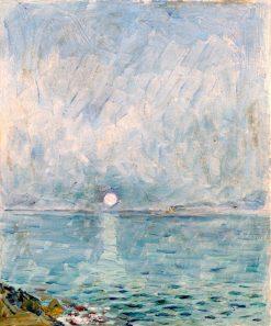 More | Dezider Czölder | Oil Painting