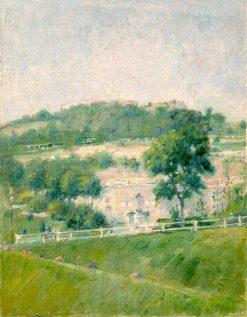 Krajina V | Dezider Czölder | Oil Painting