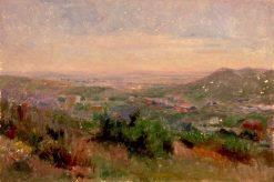 Talianska krajina II   Dezider Czölder   Oil Painting