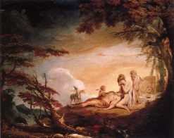 The Death of Adonis | James Barry | Oil Painting
