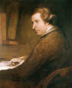 Edmund Burke | James Barry | Oil Painting