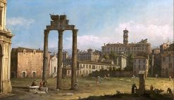 Ruins of the Forum