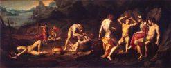 Boris Chaliapin | Agnolo Bronzino | Oil Painting