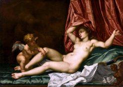 Venus and Cupid | Carlo Maratta | Oil Painting