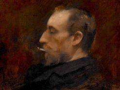 Portrait of a Man | Charles Auguste Émile Durand | Oil Painting
