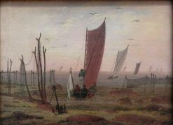 Morning | Caspar David Friedrich | Oil Painting