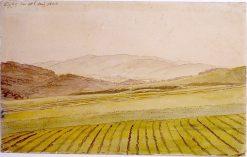 Bohemian Landscape | Caspar David Friedrich | Oil Painting