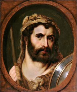 Emperor Commodus as Hercules and as a Gladiator   Peter Paul Rubens   Oil Painting