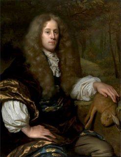 Portrait of Barthout van Slingelandt | Godfried Schalcken | Oil Painting