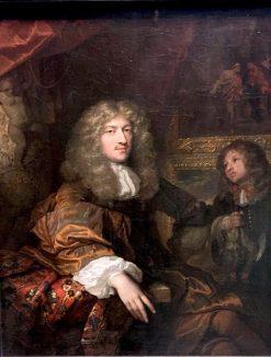 Portrait of Pieter Six   Caspar Netscher   Oil Painting