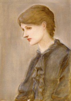 Portrait of Mrs. W. J. Stillman