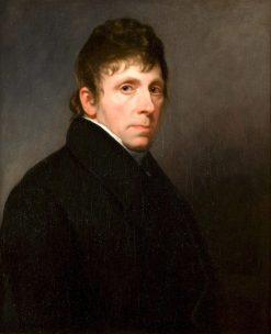 Self-Portrait | Charles Howard Hodges | Oil Painting