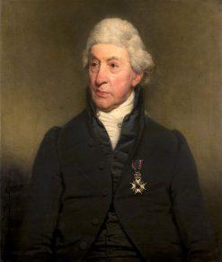 Christiaan Everhard Vaillant   Charles Howard Hodges   Oil Painting