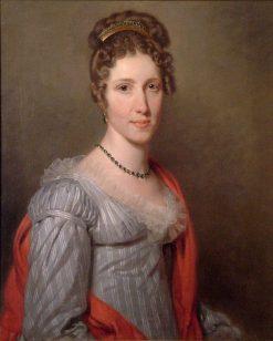 Suzanna Cornelia Veeckens   Charles Howard Hodges   Oil Painting