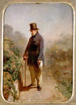 Posthumous Portrait of Hendrik Rochussen