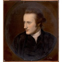 David Ramsay | Charles Willson Peale | Oil Painting