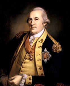 Baron Friedrich Wilhelm von Steuben | Charles Willson Peale | Oil Painting