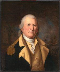 William Moultrie | Charles Willson Peale | Oil Painting
