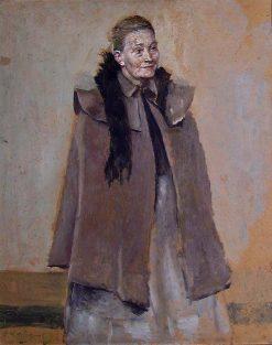 Sina   Christian Krohg   Oil Painting