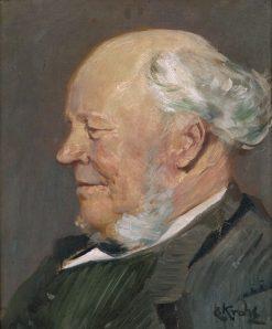 Portrait of Anders Nielsen