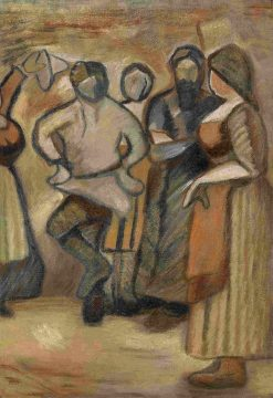 The Dance | Alexei Morgunov | Oil Painting