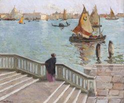 Venice | Louis Abel-Truchet | Oil Painting