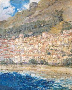 La Condamine | Louis Abel-Truchet | Oil Painting
