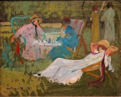 Untitled | Louis Abel-Truchet | Oil Painting
